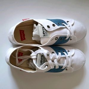 Levi's Canvas Sneakers Made in Spain